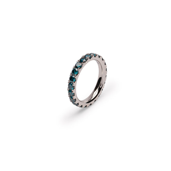 MEMOIRE BLUE Ring - MONANO Schmuckmanufaktur