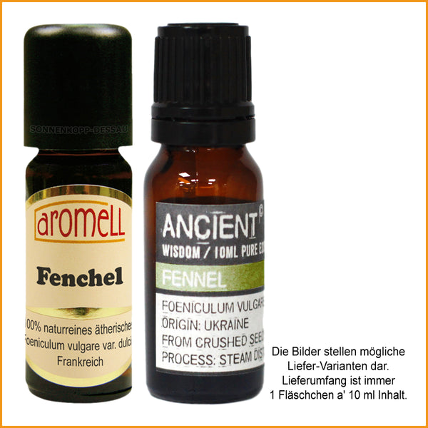 FENCHEL Ätherisches Öl 10 ml | Duftöl Fenchel Fennel