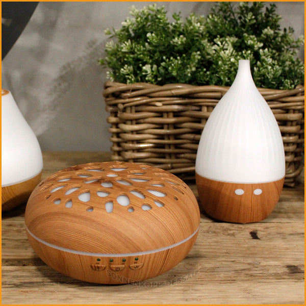 Aroma Diffuser Ultraschall mit LED Beleuchtung