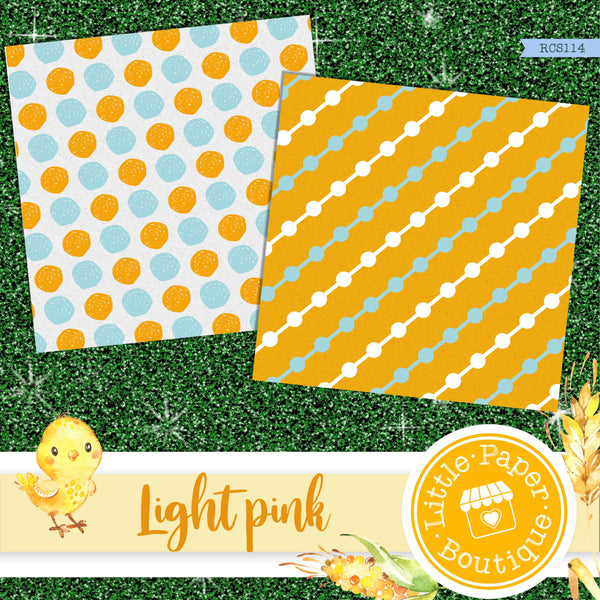 Baby Duck Digital Paper RCS114