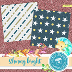 Shining Bright Digital Paper RCS131
