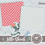 Little Shunk Digital Paper LPB003B34