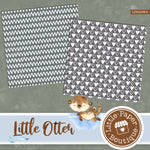 Otters Digital Paper LPB003B5