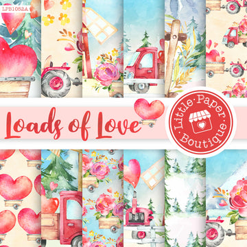 Loads of Love Digital Paper LPB1052A