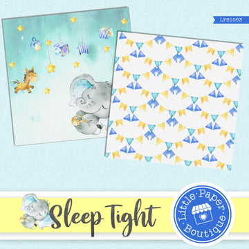 Sleep Tight Digital Paper LPB1063