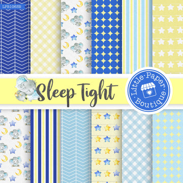 Sleep Tight Digital Paper LPB1063B