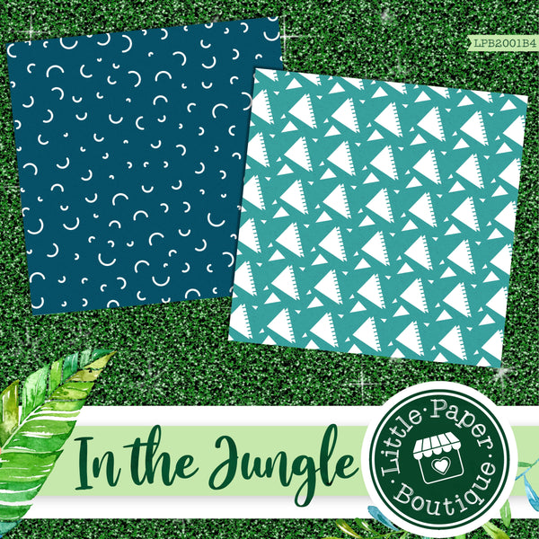 In The Jungle Digital Paper LPB2001B4