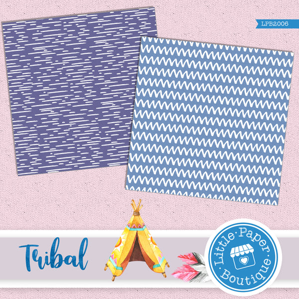 Tribal Digital Paper LPB2006