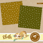 Sloth Digital Paper LPB2010