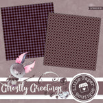 Ghostly Greetings Digital Paper LPB2019B1