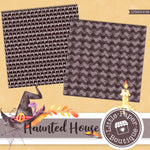 Haunted House Digital Paper LPB2019B2