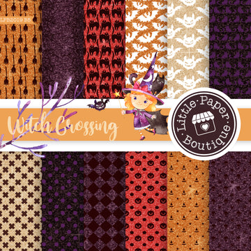 Witch Crossing Digital Paper LPB2019B5