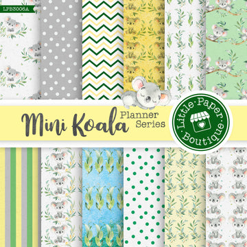 Mini Koala Digital Paper LPB3006A