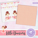 Little Dancers Digital Paper LPB3017A