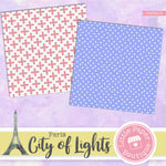 City of Lights Digital Paper LPB3021B