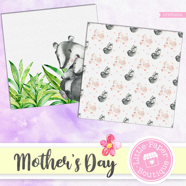 Mother's Day Digital Paper LPB3026A