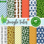 Jungle Tales Digital Paper LPB3031B