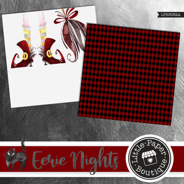 Eerie Nights Digital Paper LPB3032A