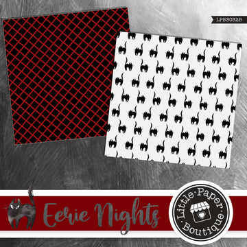 Eerie Nights Digital Paper LPB3032B