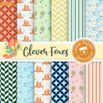 Clever Foxes Digital Paper LPB3036B