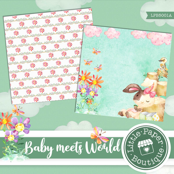 Baby Meets World Digital Paper LPB5001A