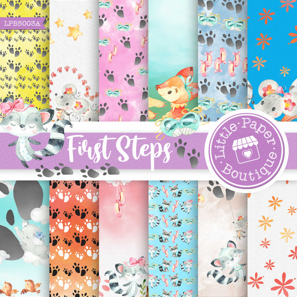 First Steps Digital Paper LPB5003A