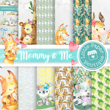 Mommy & Me Digital Paper LPB5004A1