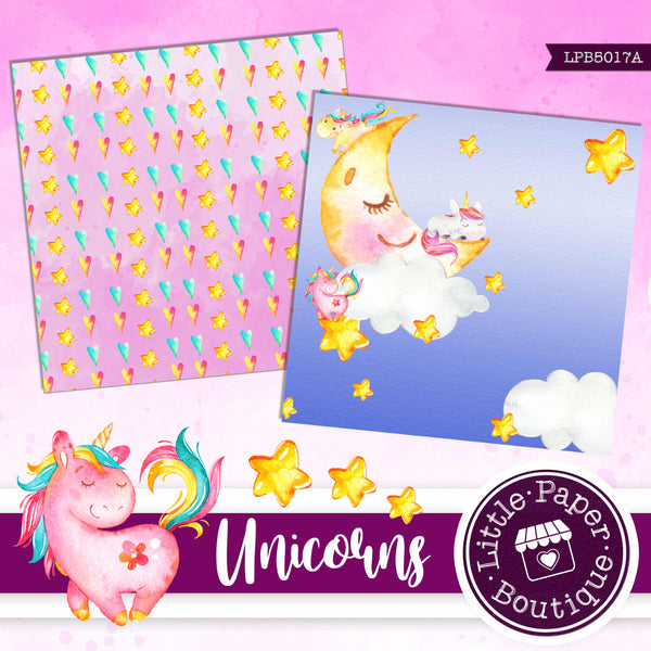 Unicorns Digital Paper LPB5017A