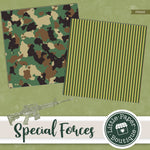 Army Military Digital Paper PS026
