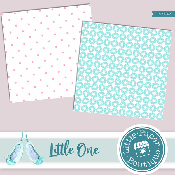 Little One Digital Paper RCS047