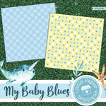 My Baby Blues Digital Paper RCS1000
