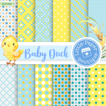 Baby Duck Digital Paper RCS1004
