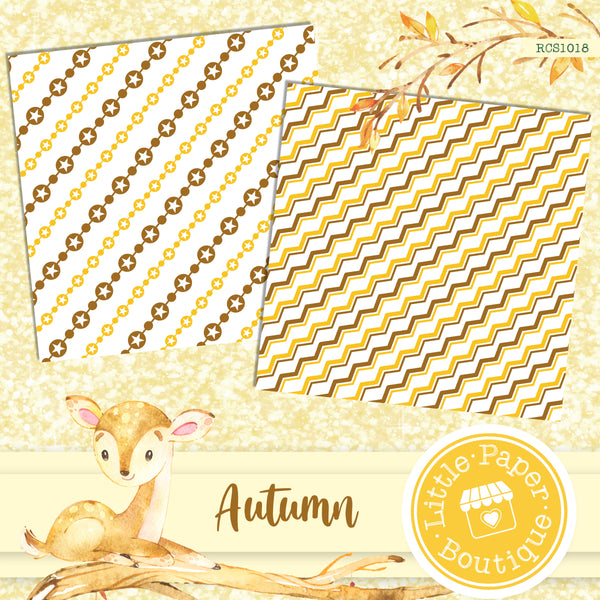 Autumn Digital Paper RCS1018