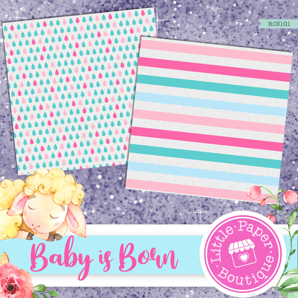 Baby is Born Digital Paper RCS101