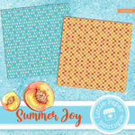 Summer Joy Seamless Digital Paper SCS0005