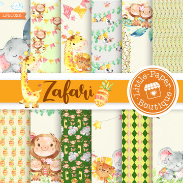 Zafari Digital Paper LPB1028