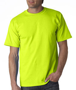 Gildan 2000 tee shirt, 50/50, 6 oz, S-5XL