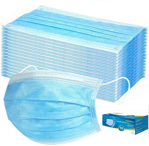 3 Ply Surgical Mask (Order by the box)