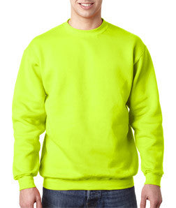 Bayside 1102 crewneck, 9.5 oz, 80/20 blend, S-5XL, Made in USA