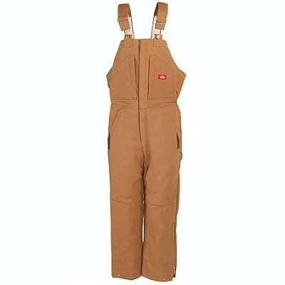 Dickies TB 839 insulated bib overalls