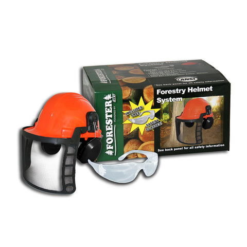 Forester 8577 forestry helmet, Orange