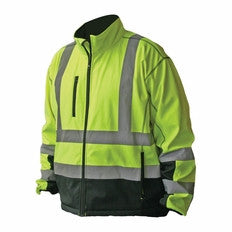 Forester FOR548P Class 3 Soft Shell Jacket, M-5XL