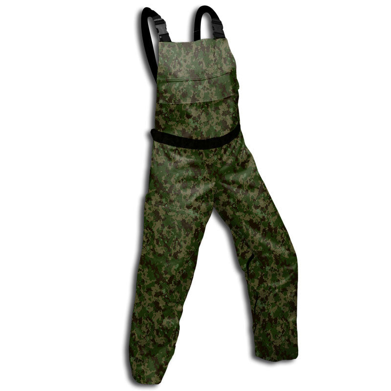 Forester SBIBC Chainsaw Bibs Digital Camo