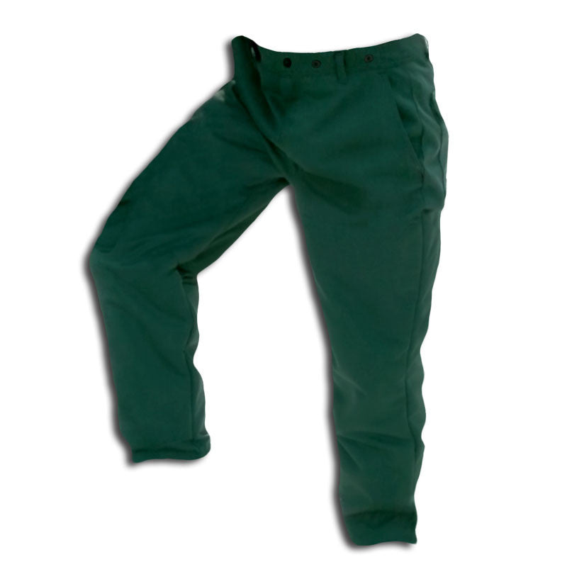 Forester ASCPF Forest Green 3 Season Chainsaw Pants
