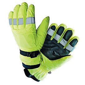 GFP 475 Heavyweight Thinsulate Lined, Waterproof, Hi Viz Winter Glove, XS - 2XL