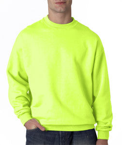 Jerzees 4662 crewneck, 50/50, 9.5 oz, S-3XL