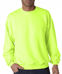 Jerzees 562 crewneck, 50/50, 8 oz, S-4XL