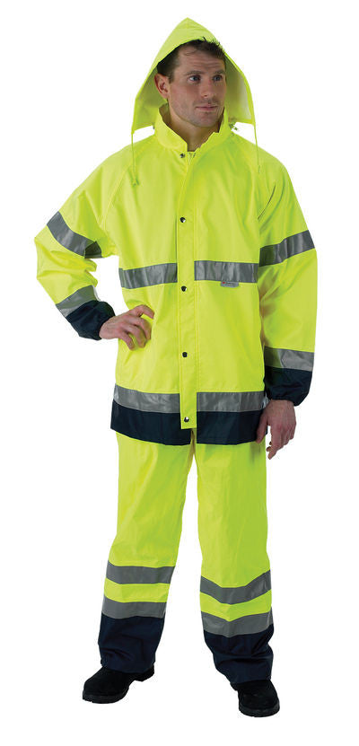Lakeland PHVRSO1 Class E, elastic waist pants for CHVSO1 rain jacket