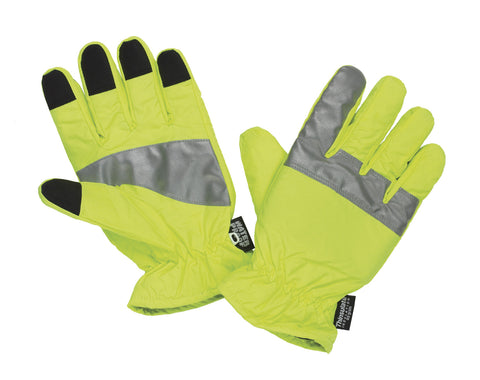 GFP 470, Medium Weight Thinsulate Lined, Waterproof, Hi Viz Winter Glove, XS - 2XL