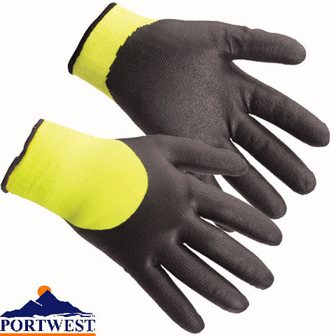 Portwest A146 ANSI Cut Level 2 Winter Glove, L - 2XL (By the dozen only)